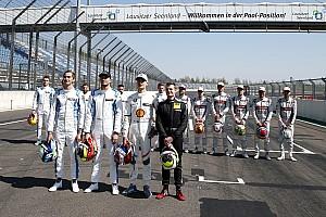 Das DTM-Fahrerfeld 2019