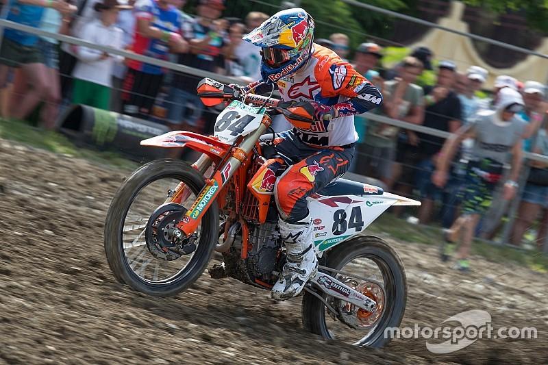 MXGP Letland: Herlings ook snelste in warm-up