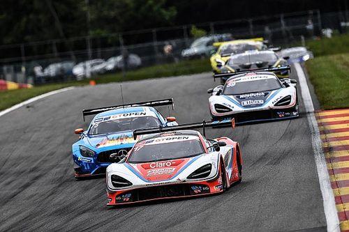 A Spa-Francorchamps è festa per la Teo Martin Motorsport