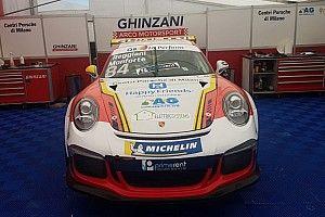 Carrera Cup Italia, Misano: per Monforte rientro a sorpresa dopo 10 anni!