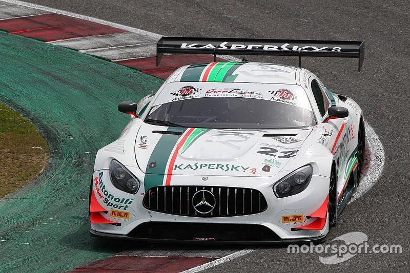 Misano, Qualifiche: pole al team Antonelli con Agostini, Rovera e Moiseev