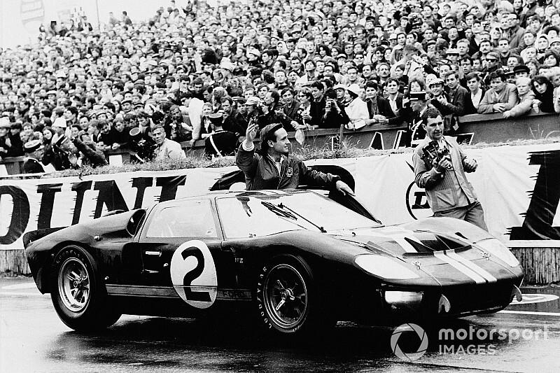 Chris Amon sobre la victoria de Ford ante Ferrari en Le Mans 1966