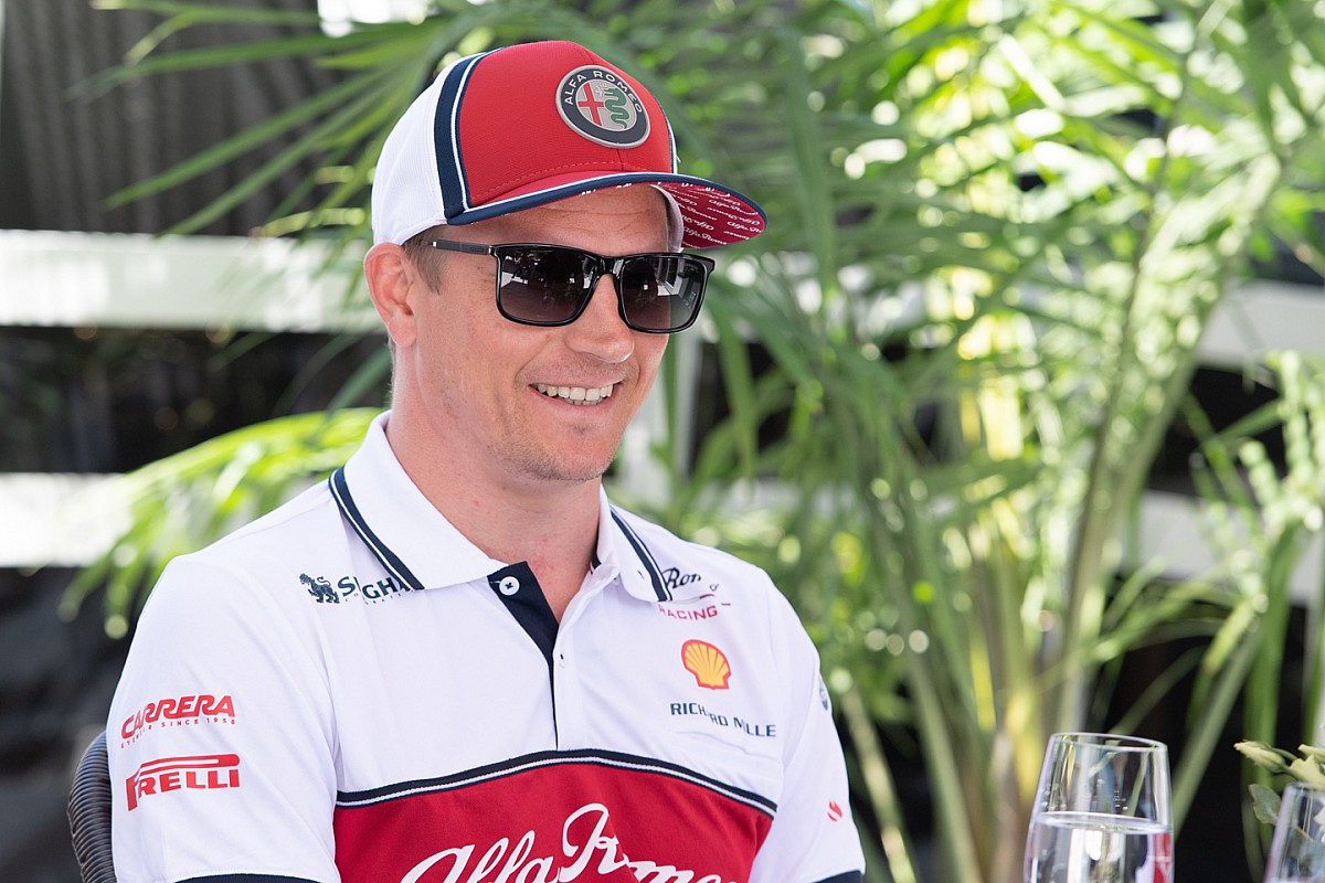 """Interview Kimi Raikkonen: """"Ik heb veel plezier gemaakt"""""""