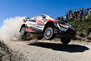 "WRCに""ハイブリッド""時代到来近し? 「激しい競争とコストは維持する」"