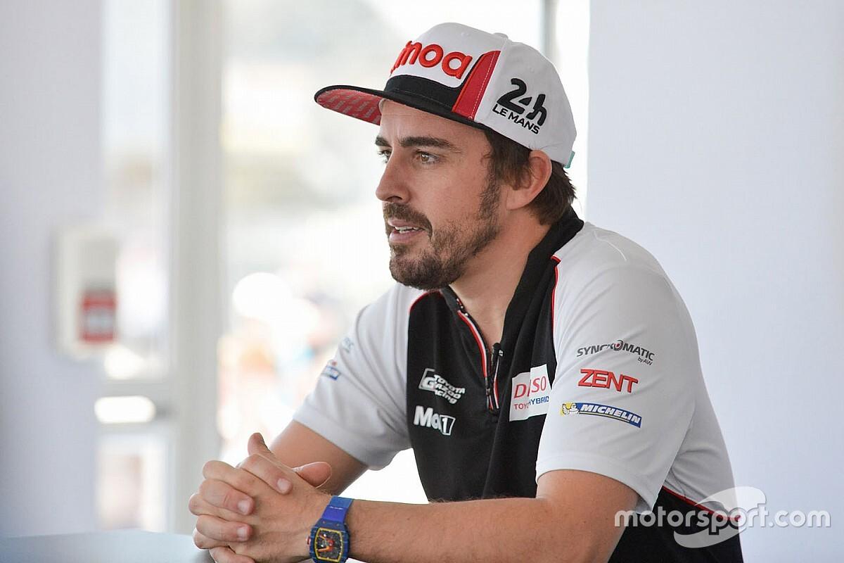 Alonso ma plan