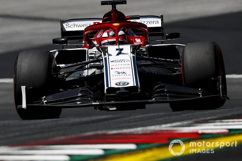 Raikkonen, Alfa Romeo'da kendisine daha fazla vakit ayırdığı için mutlu