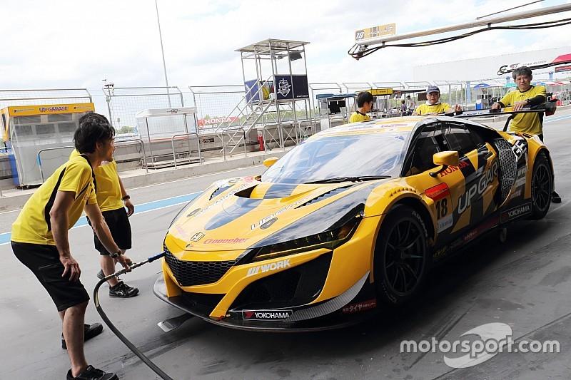 Гонка Super GT в Бурираме (с участием Баттона): в 10:45 МСК – на Motorsport.tv