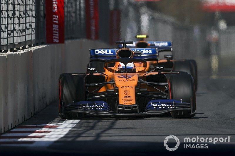 Sainz: McLaren debe mejorar en todos los aspectos