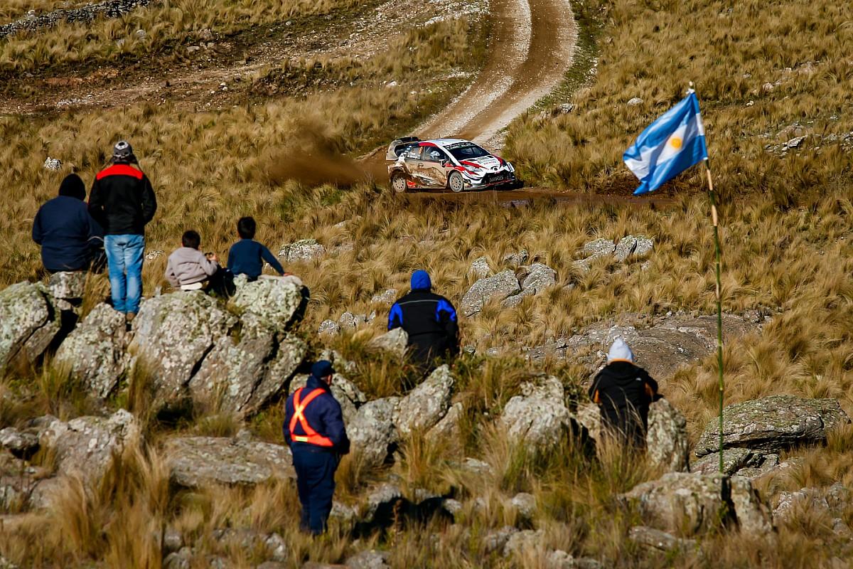 WRC traci Rajd Argentyny