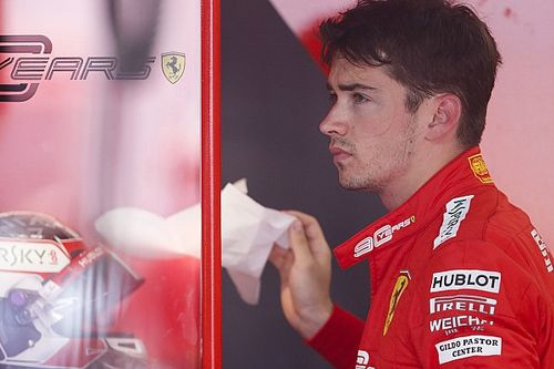 Ferrari plans review to help Leclerc's Q3 form