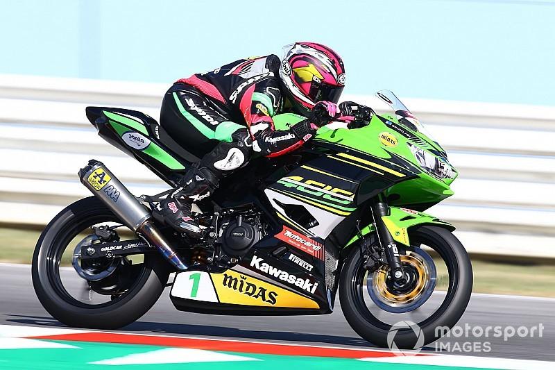 Carrasco ne se ferme pas de portes, mais aimerait rester en Superbike
