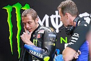 Rossi ezúttal nem csak a saját futamát tette tönkre