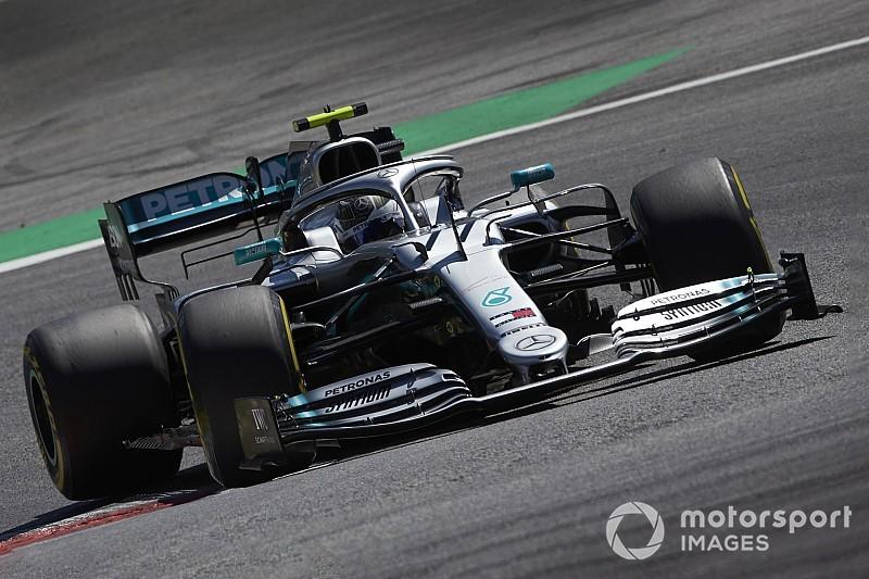 """Mercedes: """"Ontwerp van de W10 oorzaak van koelproblemen"""""""