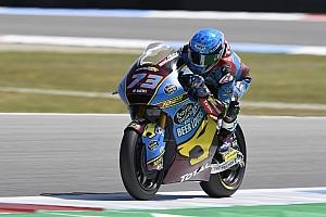 Moto2 Jerman: Marquez klaim pole, Marini baris depan