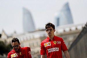 Fotogallery F1: Baku accoglie i team ed i piloti per il GP d'Azerbaijan