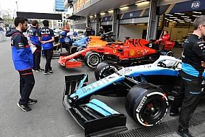 Összesített F1-es technikai képgaléria az Azeri Nagydíjról: Ferrari, Mercedes...