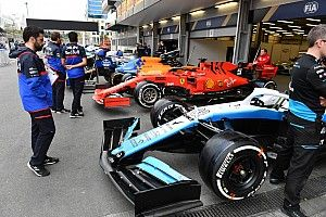 Photos - Jeudi au GP d'Azerbaïdjan