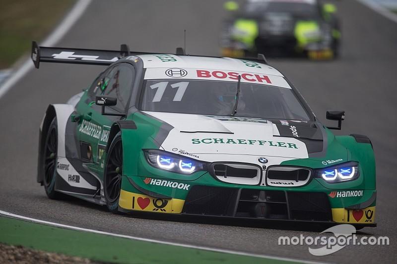 DTM Hockenheim: Sezonun ilk pole pozisyonu Wittmann'ın oldu!