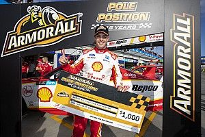 Perth Supercars: McLaughlin takes dominant pole