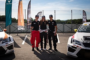 Young Driver Challenge by Autoscout 24 : Gaillard, Bischof et Anderegg dans le grand bain