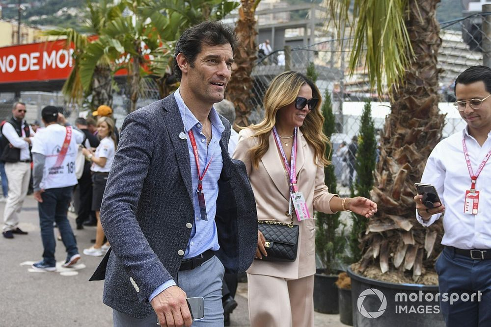 Mark Webber is elismeréssel nézte végig Hamilton vasárnapi teljesítményét