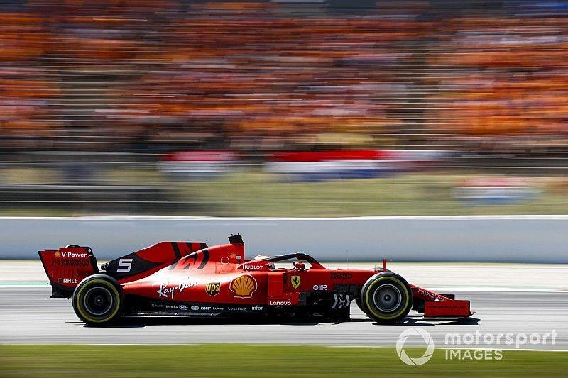 Ferrari concede que el concepto del auto 2019 puede estar mal