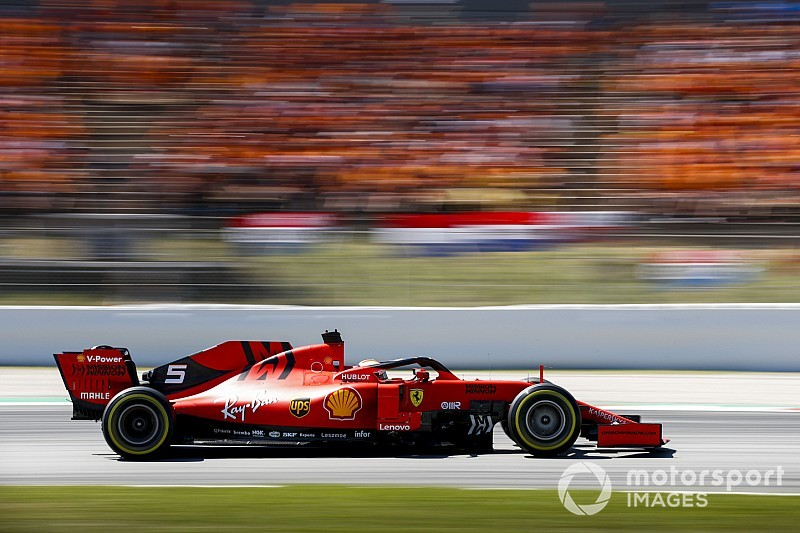 Ferrari concedes 2019 car concept may be wrong