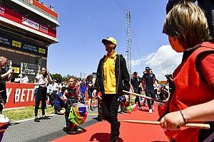 Ricciardo nagyon harapna a Monacói Nagydíjon a Renault-val