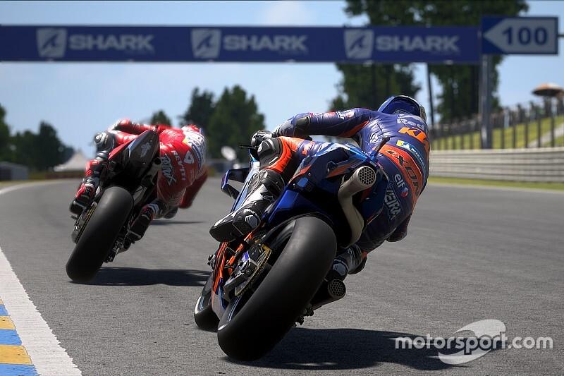 Así será el nuevo modo Carrera de Manager de MotoGP 20