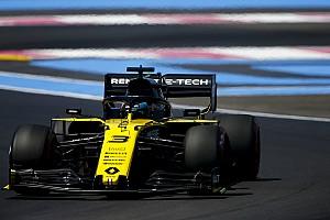 Renault źle ustawiło samochód