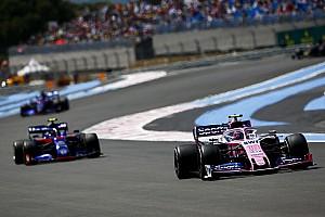 法国大奖赛考虑对赛道布局做重大调整