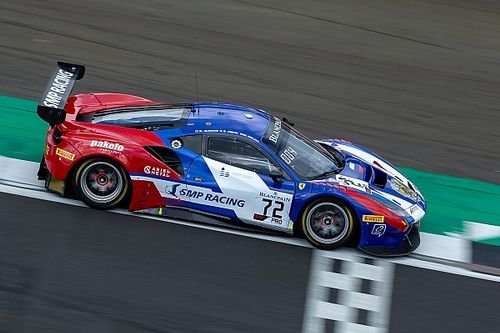 La Ferrari vincente è in GT: grande trionfo a Silverstone nella Endurace Cup!
