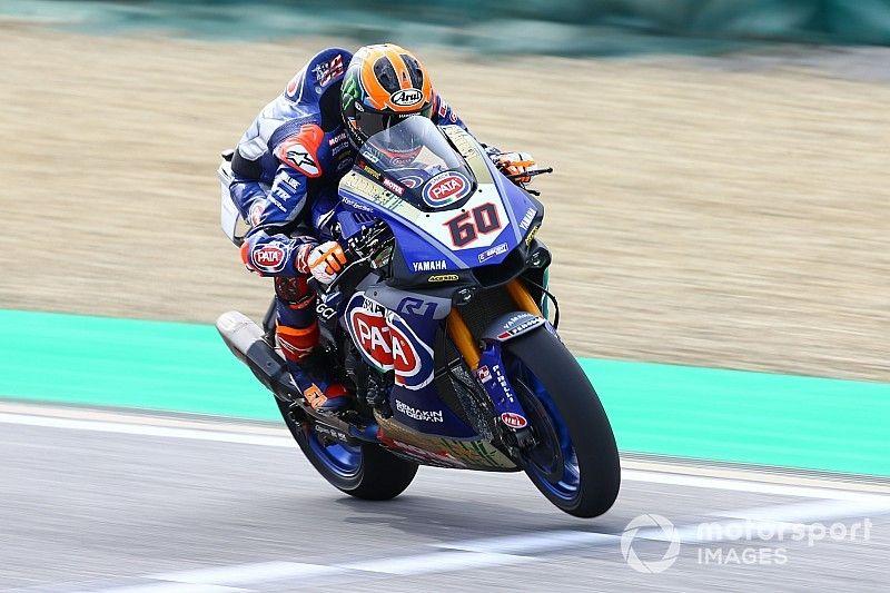 SBK, Jerez, Libere 1: Van der Mark al comando beffa la Ducati di Bautista