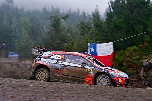 Chile, única ronda del WRC en América Latina para 2021