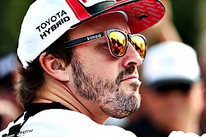 "Alonso insists he's focused on ""challenges"" outside F1"