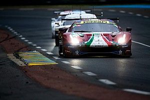 Ferrari adds two drivers to factory GT roster
