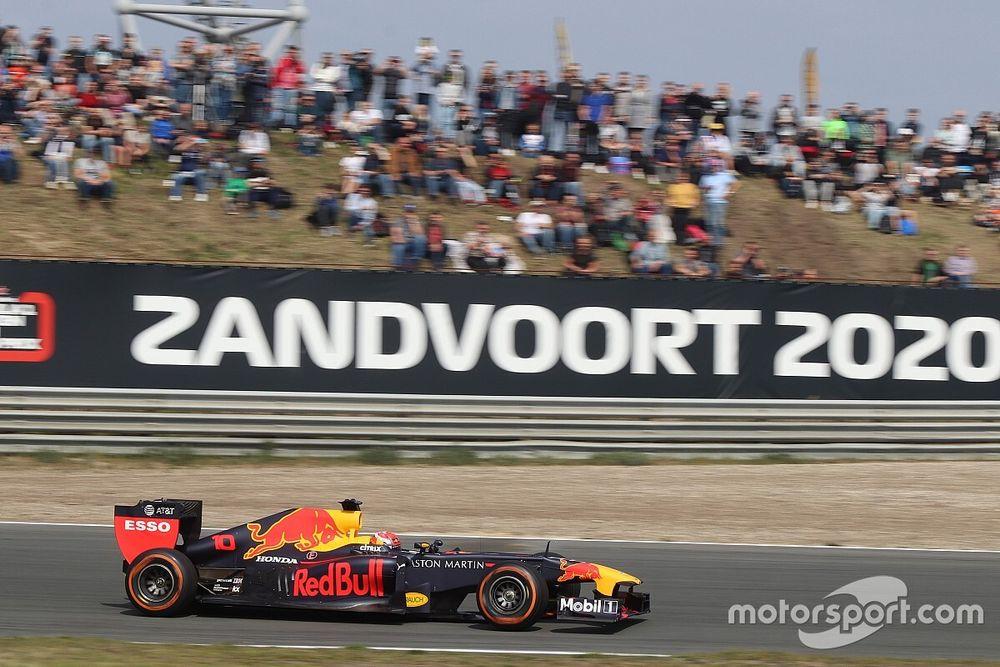 Zandvoort 'no necesita preocuparse' por el resto del trabajo en la pista