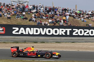 Zandvoort 'doesn't need to worry' about remaining track work