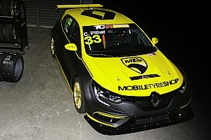 F1-inspired look for Aussie Renault TCR cars