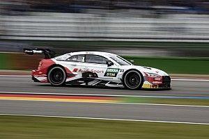 Zolder, Libere 1: Rast svetta con l'Audi rifilando distacchi abissali a tutti