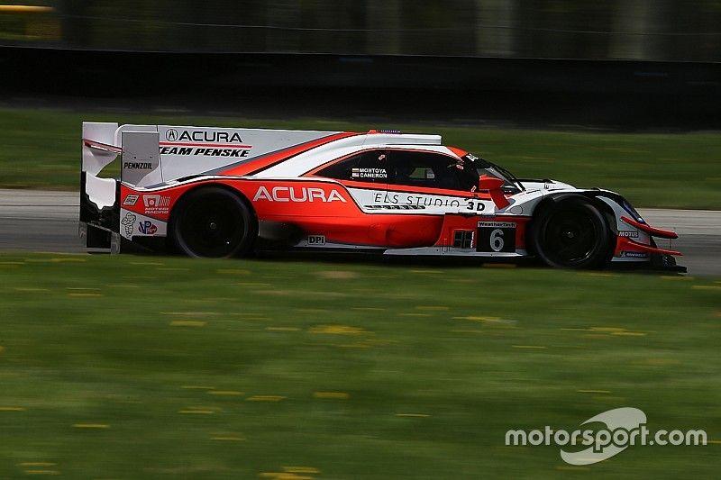El coche de Juan Pablo Montoya dominó la FP2 en Watkins Glen