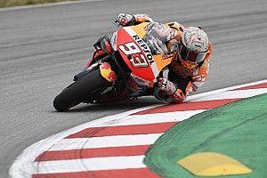 FP1 MotoGP Catalunya: Marquez tercepat, Quartararo kedua