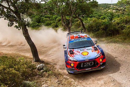 Video onboard: una speciale del Rally di Sardegna sulla Hyundai i20 con Mikkelsen