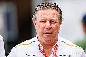 Monako obati luka McLaren di Indy