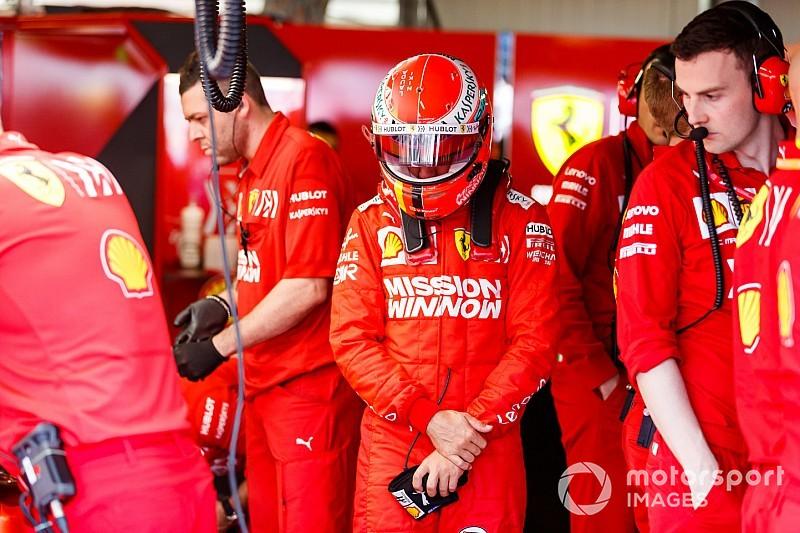 """Vettel defiende a Ferrari del fallo con Leclerc: """"Les puede pasar a otros"""""""