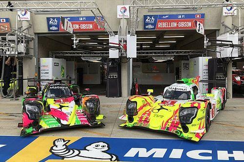 Rebellion crève l'écran avec deux livrées Art Car au Mans!