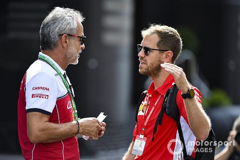 """Vettel véleménye nem változott: """"Ez egy ösztönös mozdulat volt"""""""