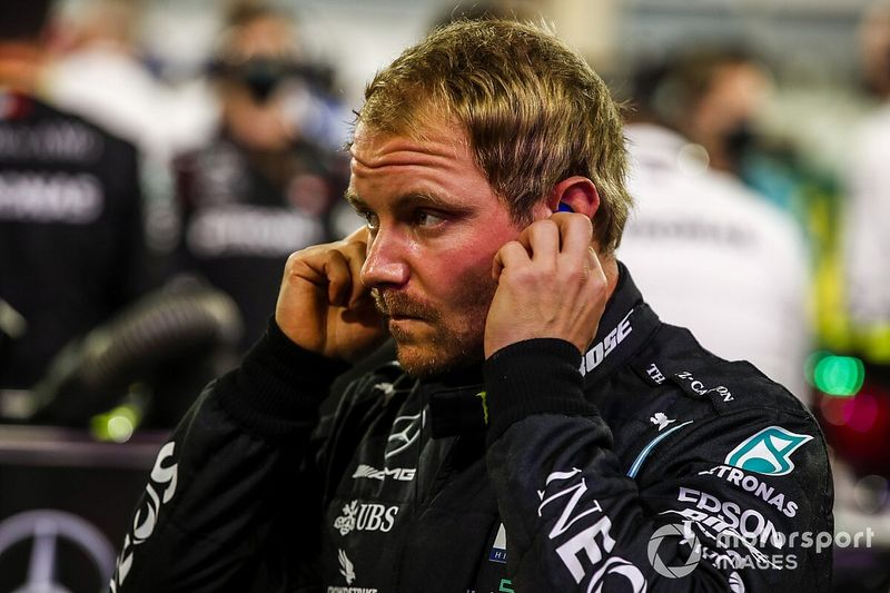 """Bottas focused on mental gains in """"extreme"""" winter training"""