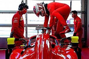 Leclerc pasó más tiempo que nunca preparando 2021 con Ferrari