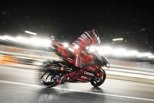 Galeria zdjęć: Testy MotoGP w Katarze